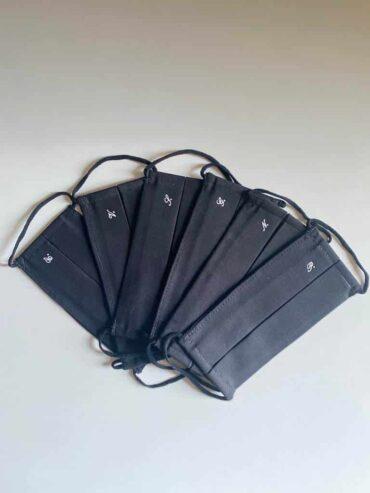 La mascherina protettiva in Tencel®lavabile e riutilizzabile – Kit di n. 2 Mascherine