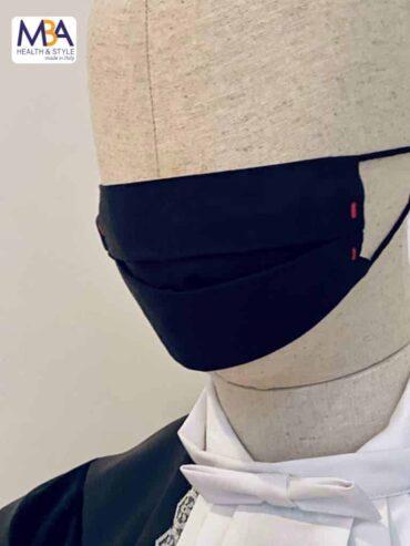 Mascherina chirurgica Certificata  CE  in cotone, lavabile e personalizzabile  Kit di n. 2 mascherine