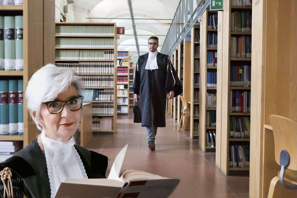 avvocati in toga